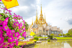 Wat Luang Phor Toh. In Nakhon Ratchasima, Thailand Royalty Free Stock Photography