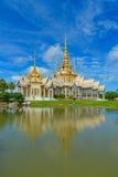 Wat Luang Phor Toh-tempel Royalty-vrije Stock Foto
