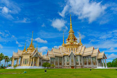 Wat Luang Phor Toh temple. Wat Luang Phor Toh temple in Nakhon Ratchasima,Thailand Royalty Free Stock Photography