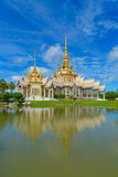 Wat Luang Phor Toh temple. Wat Luang Phor Toh temple in Nakhon Ratchasima,Thailand Royalty Free Stock Photo