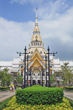 Wat Luang Po Sothon Temple. Chachoengsao Province, wat of Thailand stock photos