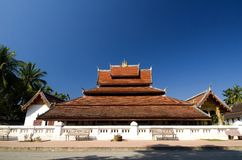 Wat, Luang Prabang, Laos Royalty Free Stock Images