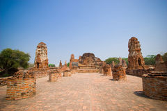 Wat Maha то Стоковая Фотография RF