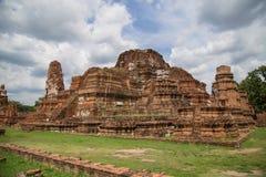 Wat Maha That Royalty-vrije Stock Foto's