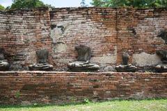 Wat Maha That Stock Afbeelding