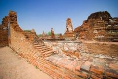 Wat Maha That Lizenzfreie Stockfotografie