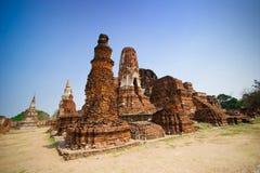 Wat Maha That Lizenzfreies Stockbild