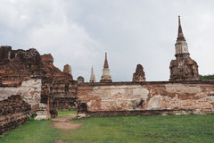 Wat Maha That, Ayutthaya, Thailand. Wat Maha That (Temple of the Great Relics) Ayutthaya, Thailand Stock Image