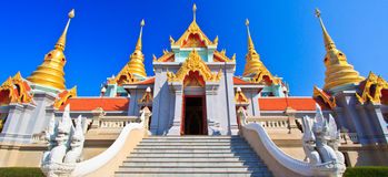 Wat Maha Chedi in Thailand Stock Images