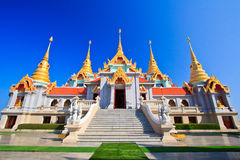 Wat Maha Chedi in Thailand Royalty Free Stock Images