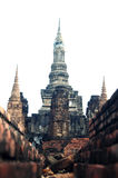 Wat Maha That in the Historical Royalty Free Stock Photo