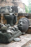 Wat Maha That Royalty Free Stock Images