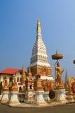 Wat Maha Ten Nakhon Phanom Obrazy Stock