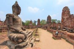 Free Wat Maha That In Ayutthaya, Thailand Stock Photos - 54886393