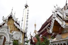 Wat Maharam Fotos de archivo