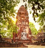 Wat Mahatat. Royalty Free Stock Image