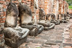 Wat Mahathat. Royalty Free Stock Photos