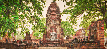 Wat Mahathat. Stock Images
