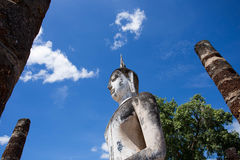 Wat Mahatat, Historical Park. Sukhotthai, Thailand Royalty Free Stock Photography
