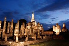 Wat Mahathai, Sukhothai Province Stock Images