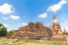 Wat Mahathat Fotografia de Stock Royalty Free
