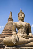 Wat Mahathat Royalty Free Stock Photo