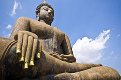 Wat Mahathat fotografia stock
