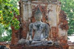 Wat Mahathat stockfotos