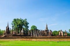 Wat Mahathat Arkivbild