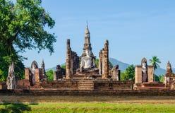 Wat Mahathat Стоковые Фотографии RF