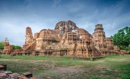 Wat Mahathat Fotografia Stock Libera da Diritti