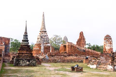 Wat Mahathat Photo stock