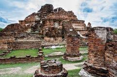Wat Mahathat Obrazy Royalty Free