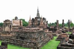 Wat Mahathat Стоковая Фотография