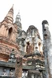Wat Mahathat Стоковая Фотография RF