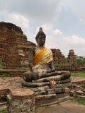 Wat Mahathat (Ayuthaya). Stock Image