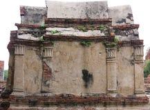 Wat Mahathat, Ayutthaya, Таиланд Стоковые Фотографии RF