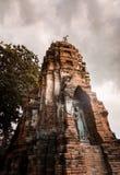 Wat Mahathat, Ayutthaya, Tajlandia Zdjęcia Stock