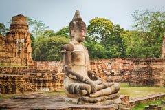 Wat Mahathat. Royalty Free Stock Photo
