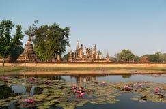 Wat Mahathat Royalty Free Stock Photography