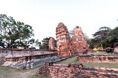 Wat Mahathat Stock Photography