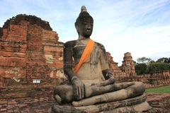 Wat Mahathat Stock Image