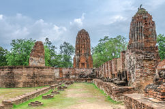Wat Mahathat stock images