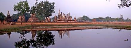 Wat Mahathat.Sukhothai.Thailand fotografia stock libera da diritti