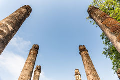 Wat Mahathat Royalty Free Stock Image