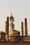 Wat Mahathat, Sukhothai, Thailand Stock Fotografie