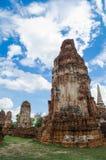 Wat Mahathat-tempel Royalty-vrije Stock Afbeelding