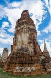 Wat Mahathat-tempel Royalty-vrije Stock Afbeeldingen