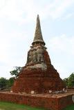Wat Mahathat (tempel av den stora reliken eller tempel av den stora relikskrin) är det gemensamma korta namnet av flera viktig bu Royaltyfri Foto