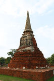 Wat Mahathat (tempio di grande reliquia o tempio di grande reliquario) è il breve nome comune dei parecchi templ buddista importa Fotografia Stock Libera da Diritti